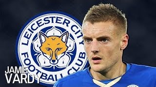 Jamie Vardy | Leicester City | 2015/2016 Overall