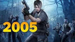 Resident Evil 4, Xbox 360, and Guitar Hero Made 2005 Awesome for Geeks - History of Awesome