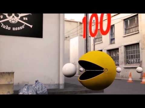 Pacman underground