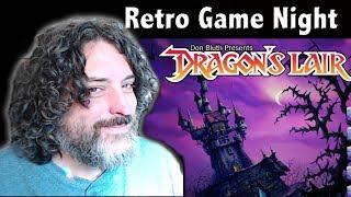 🔴 LIVE: Retro Game Night - Dragons Lair