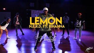 "N.E.R.D. & Rihanna - ""Lemon"" | Percy Nelson Choreography | IG: @bangitspercy_"