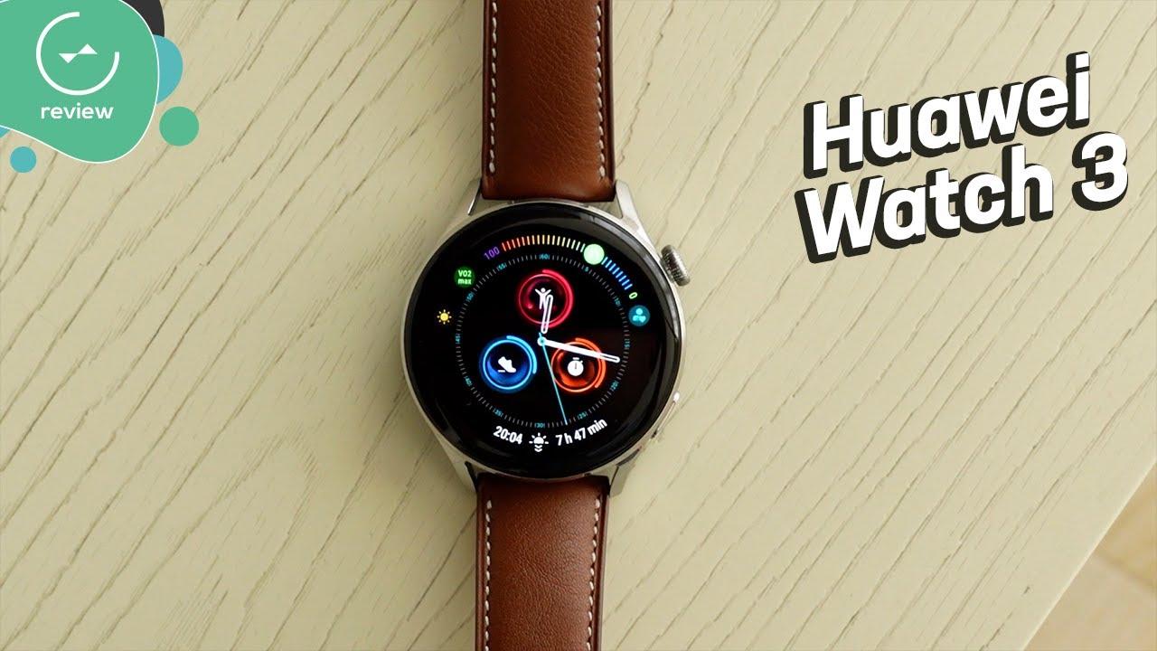 Huawei Watch 3 | Review en español