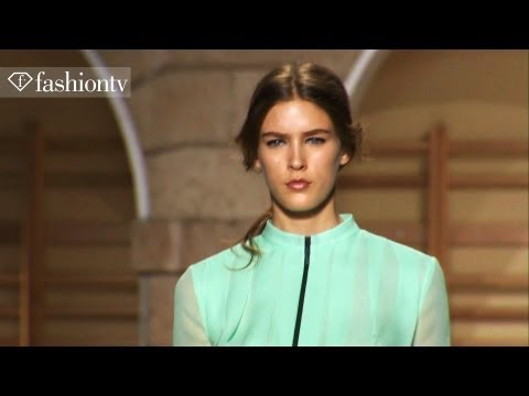 Versus Runway Show - Milan Fashion Week Spring 2012 MFW | FashionTV - FTV Travel Video