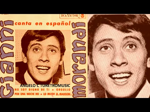 GIANNI MORANDI  -   THE BEST  ( EN ESPAÑOL )