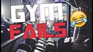 GYM FAILS #1 😂