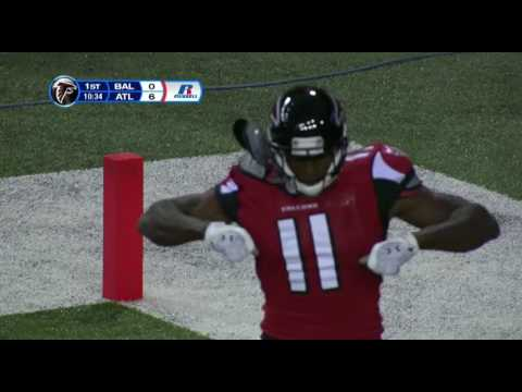 Check Out Julio Jones' Dirty Bird Dance! (2012 Preseason) | NFL Classic Highlights