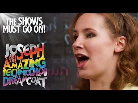 The History Of Joseph In Schools | Backstage At Joseph And The Amazing Technicolor Dreamcoat