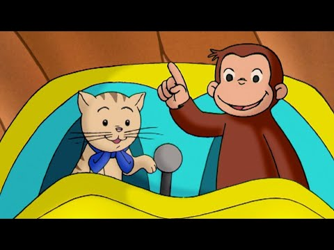 Curious George | Inside Story | Full Episode | Cartoons For Kids | WildBrain Cartoons