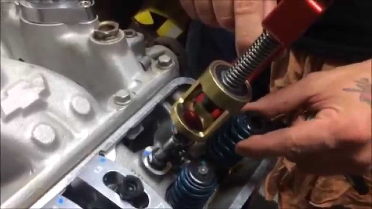 I Engine Diagram How To Change Valve Springs By Crate Insider Youtube