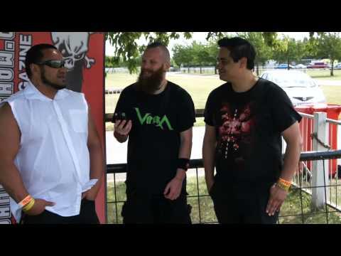 Heavy Metal Ninjas Tech Fest Interview 2015