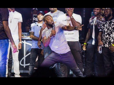 Kevin Hart Roast Nicki Minaj At Concert But Meek Mill Aint Havin It