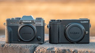 Fujifilm X-T30 vs Panasonic GX9 - Great Travel Cameras [ Fuji XT30 vs GX9 ]