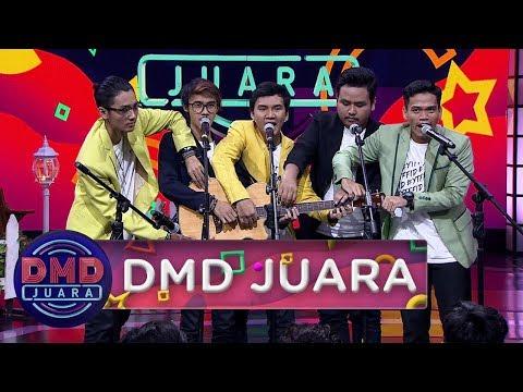 Keren! Xstrada Nyanyiin Lagu Begadang Dengan Satu Gitar - DMD Juara (20/10)