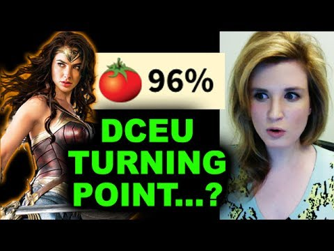 Wonder Woman Rotten Tomatoes Score REACTION