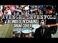 R Wiryawan // Avenged Sevenfold - Blinded In Chains (Drum Cover)