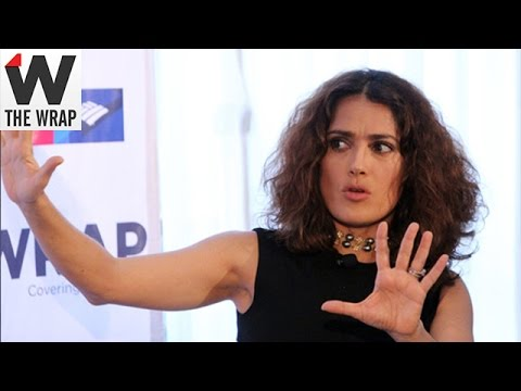 Power Women Breakfast: Actor, Activist Salma Hayek