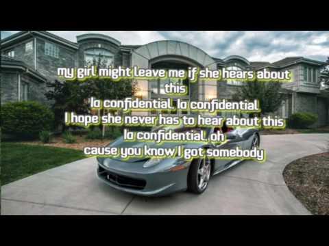 LA Confidential Lyrics By Tory Lanez