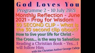 GOD LOVES YOU - programme 2