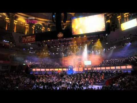 Doctor Who at the Proms - David Tennant regenerates into Matt Smith - BBC Proms 2010 - BBC Three