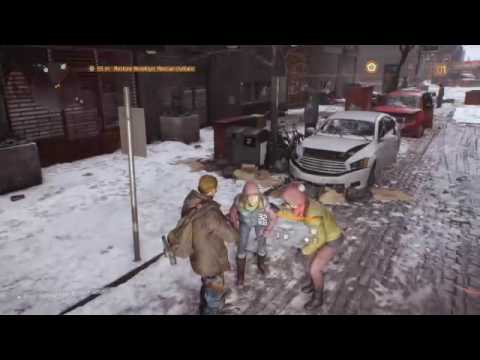 THEHUNTERBIA's Live PS4 Broadcast gameplay ep 1 start