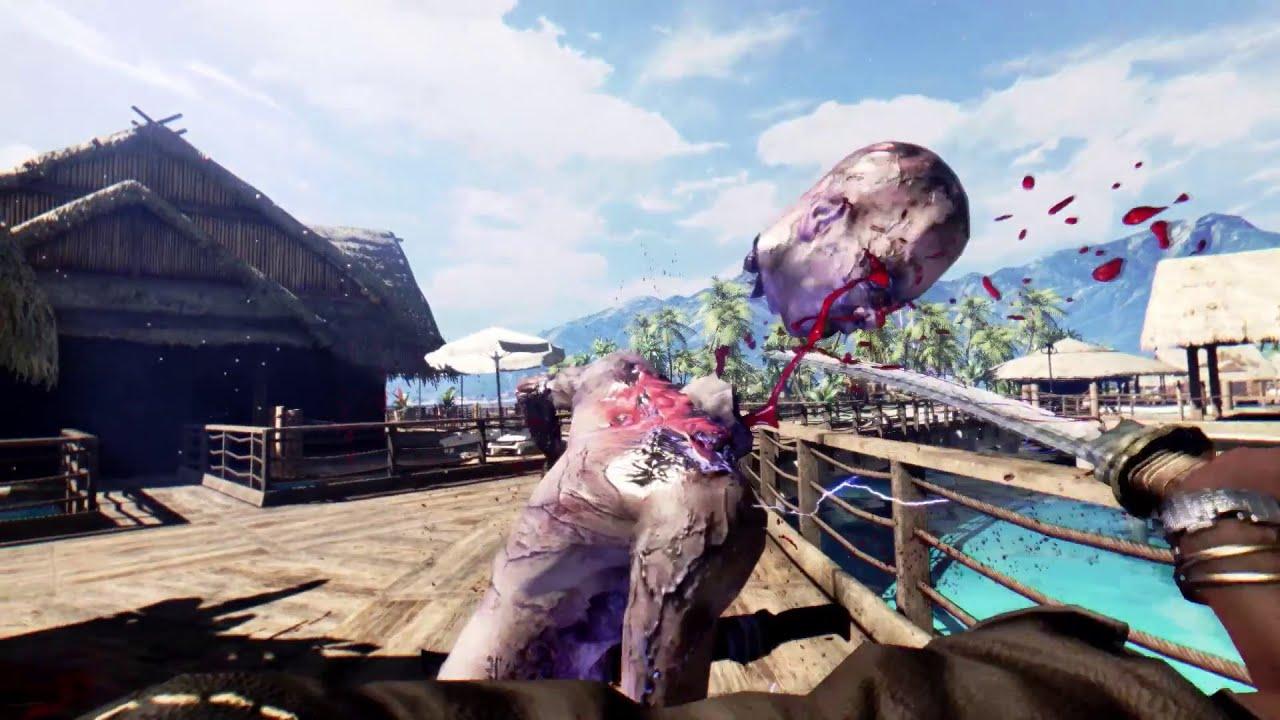 Youtube Dead Island Riptide Trailer