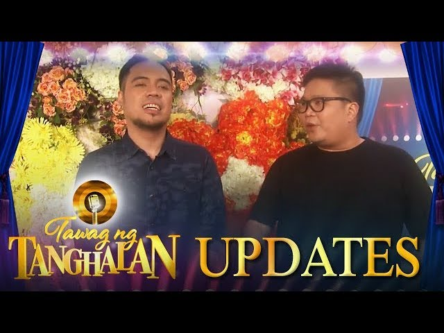 Tawag ng Tanghalan Update: Douglas Dagal enters 4th Quarter Semifinals