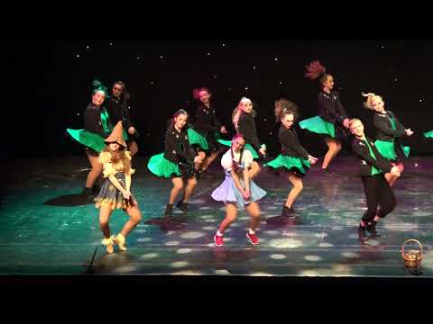 'OZ' Barton Dance & Drama Academy - Video Rob Phillips