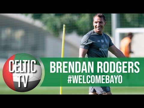 Celtic FC - Brendan Rodgers on new signing Vakoun Issouf Bayo