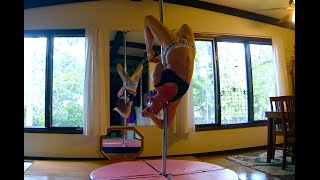Pole Dance Training - Review Day