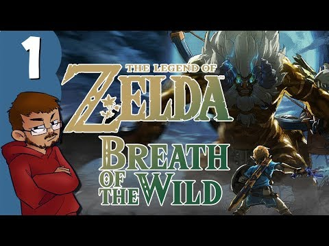 Let's Play | The Legend of Zelda: Breath of the Wild - Part 1 - A Hero Born