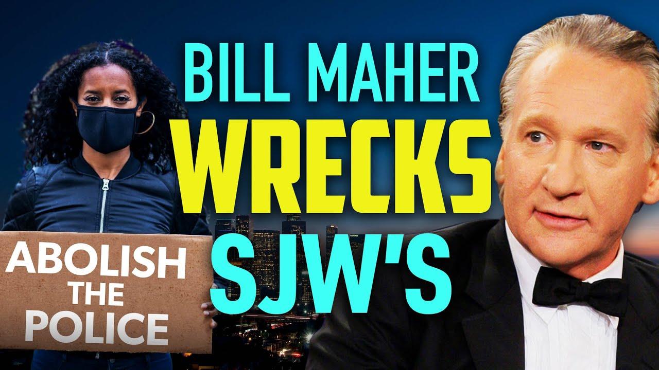 "EPIC: Bill Maher WRECKS SJW's - Calls Millennials ""Stupid"""
