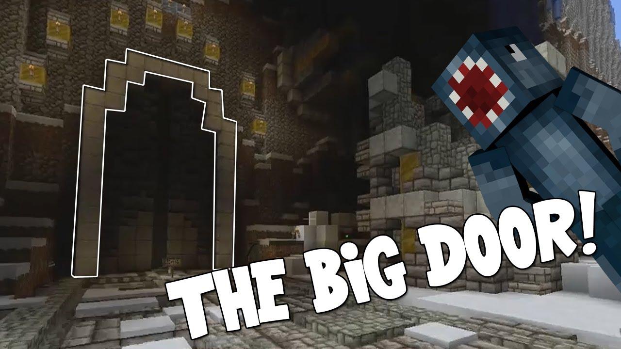 & Minecraft Xbox - The Forgotten Vale - Big Door! [1] - YouTube Pezcame.Com