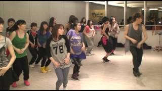 Fire Dance塑身專業舞蹈課程 - Dance Union @ Sunny Wong
