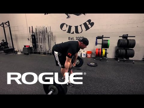 Movement Demo - The Romanian Deadlift