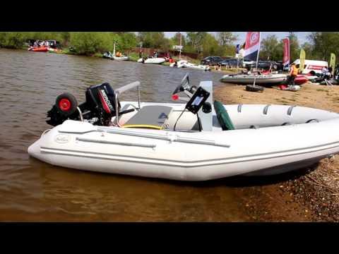 Обзор лодки Badger AirLine 360