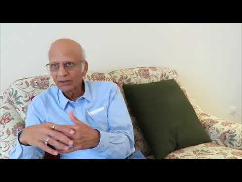 A chat with Dr Ravi