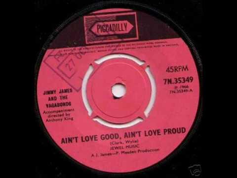 """Jimmy James & the Vagabonds - """"Ain"""