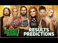WWE Money In The Bank 2019 Results, Predictions & Highlights (MITB 2019)