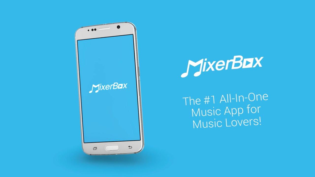 mixerbox 3