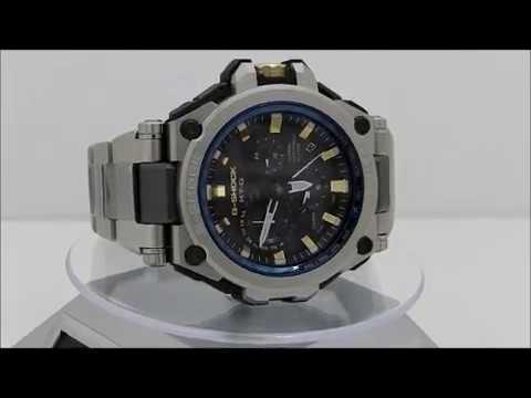 bb5ea427d6 G-SHOCK MTG-G1000SG-1A2JF GPSハイブリッド電波ソーラー - YouTube