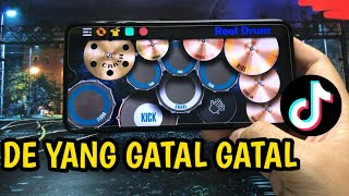 DJ DE YANG GATAL GATAL X TARIK SIS X AHH MANTAP - BUKAN PHO - TIK TOK VIRAL   REAL DRUM COVER