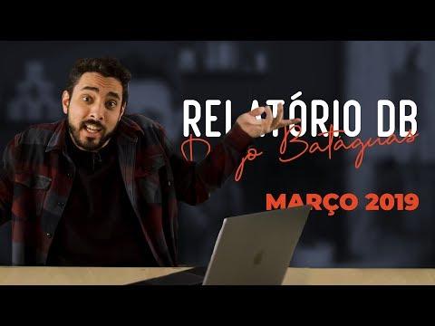 RELATÓRIO DB - MARÇO 2019