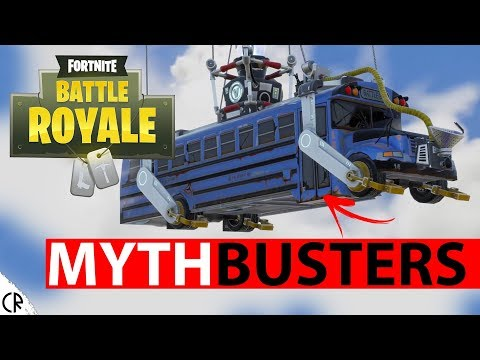 Mythbusters Fortnite Battle Royale - Epi 2 - Tips & Tricks