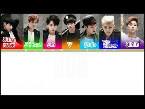 BTS 'What Are You Doing' Color Coded Lyrics [Han|Rom|Eng]