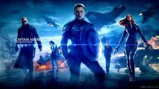 Captain America   The Winter Soldier Main Theme