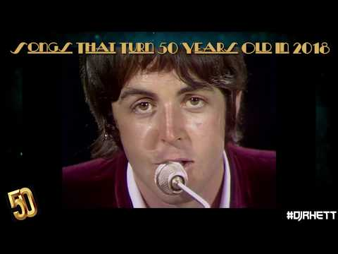 Songs That Turn 50 Years Old In 2018