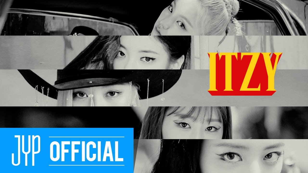 """ITZY """"Not Shy"""" Opening Trailer"""