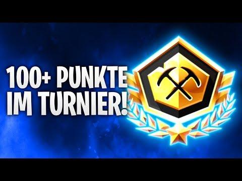 100+ PUNKTE IM FORTNITE TURNIER! 🏆 | Fortnite: Battle Royale