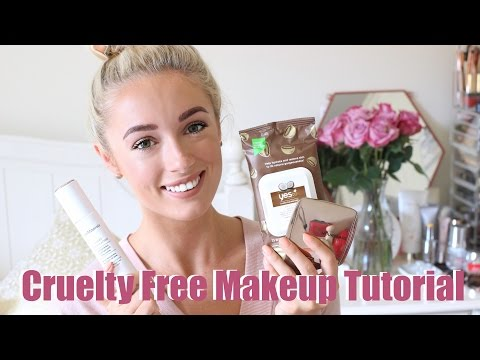 Cruelty Free Makeup Tutorial   |   Fashion Mumblr