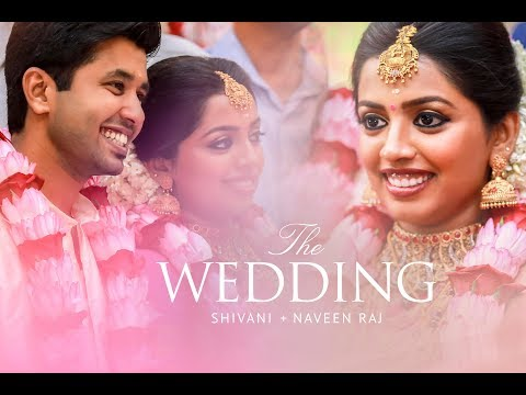 Classy Wedding Film Of Naveen And Shivani
